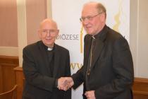 Bischöfe Küng und Schwarz