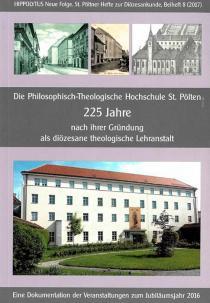 Cover Hippolytus Jubiläumsband Hochschule