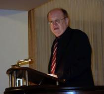 Vortrag Univ.-Prof. Dr. Rudolf Langthaler