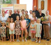 Abschluss in Neuhofen am 18. Juni 2016