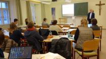 Vorlesung an der Philosophisch-Theologsichen Hochschule St. Pölten