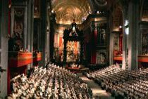 2. Vatikanisches Konzil (Foto: KNA)