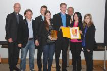 Amstettner Reli-Schüler erhielten für Video Medienpreis