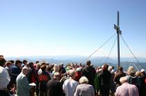 Der Ötscher ruft - 62. Gipfelmesse am 4. August