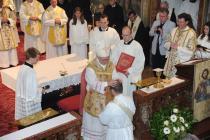Weihbischof Leichtfried weihte Vitus Weichselbaumer zum Priester
