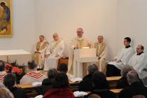 Festemesse mit Weihbischof Anton Leichtfried zur Thomasakademie
